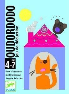 Gioco i carte Djeco Oudordodo