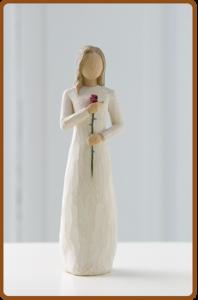 Idee regalo San Valentino: Love-Amore Willow Tree
