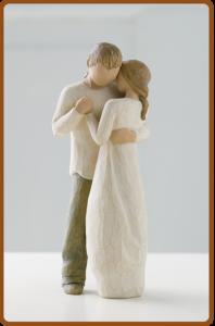 Idee regalo San Valentino: Promise-Promess Willow Tree