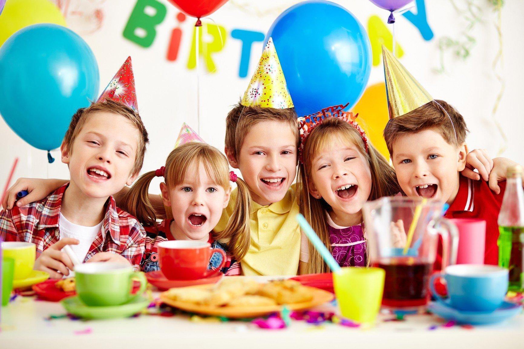 Festa di compleanno per bambini. Come organizzarla.