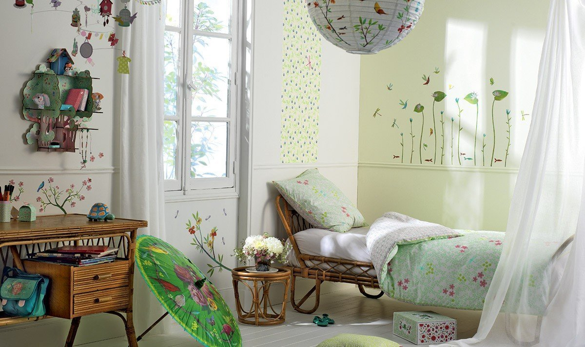 Decorazioni Per Camerette Per Bambini : Decorazioni cameretta per bambini l arte del fare