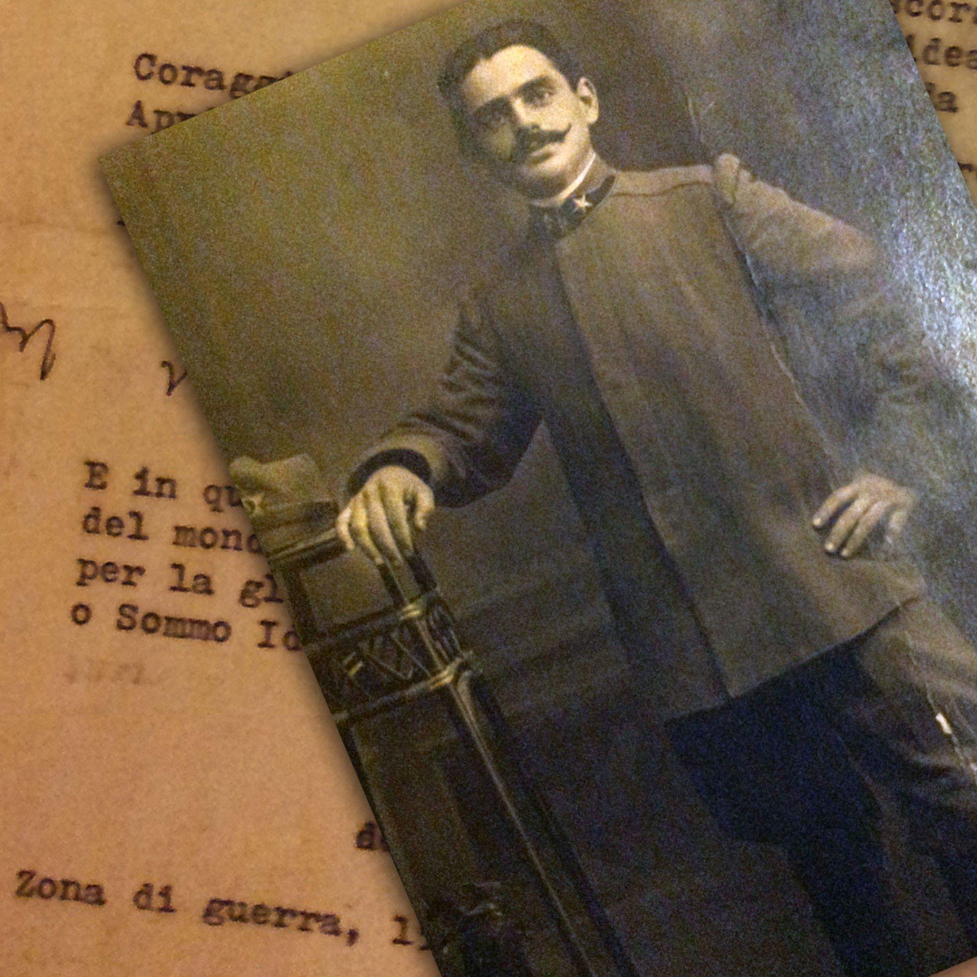 San Valentino – Amore e Arte – Poesia di un soldato da una zona di guerra (1917)