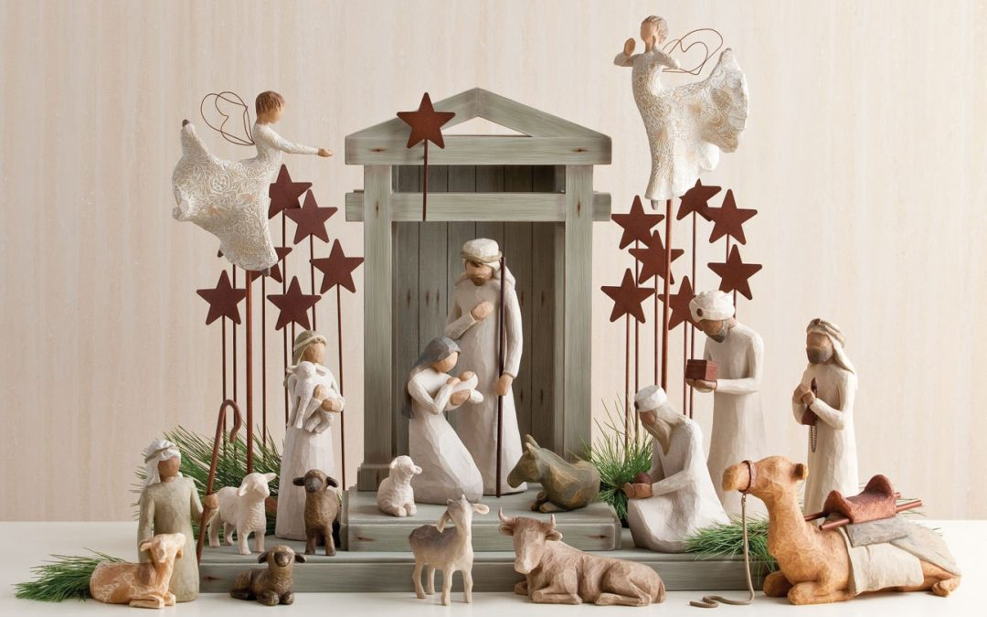 Presepe Willow Tree di Susan Lordi
