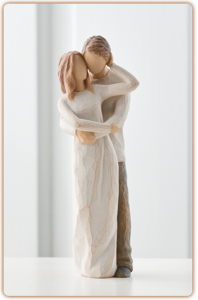 Idee regalo San Valentino: Together-Insieme Willow Tree